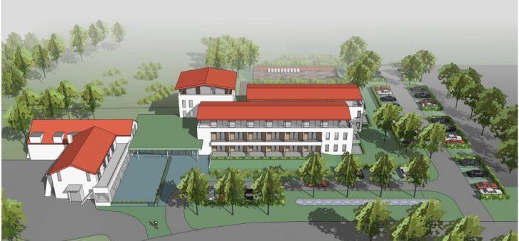 Uitbreiding Hotel Restaurant Duinoord