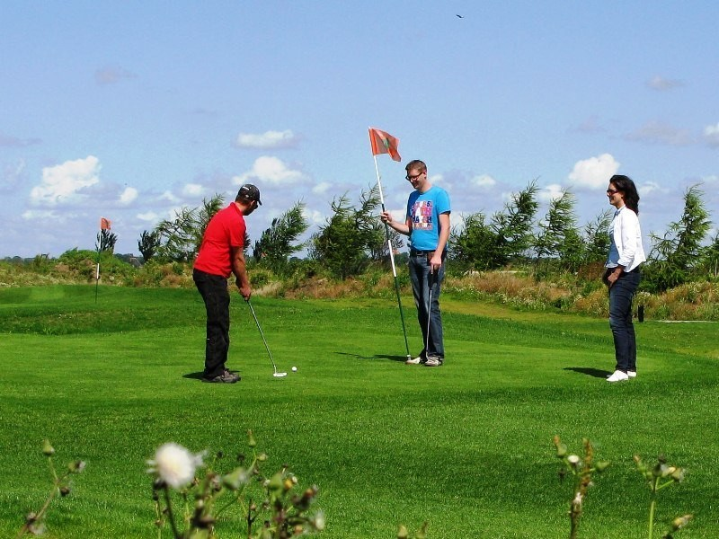 Pitch & Putt | Camping Elzenoord